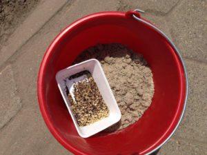 emmer zand zaad